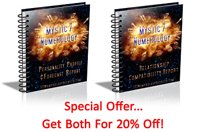 Numerology Personality Report