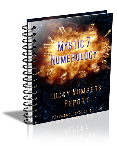 Numerology Lucky Numbers Report