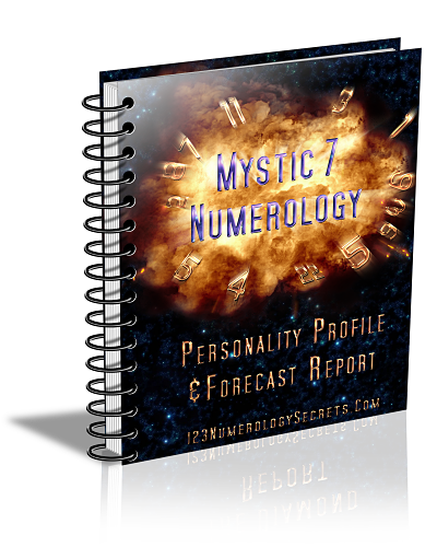 Numerology Personality Profile & Forecast Report